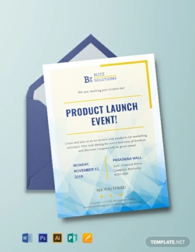Free 21 Event Invitation Examples Templates Download Now