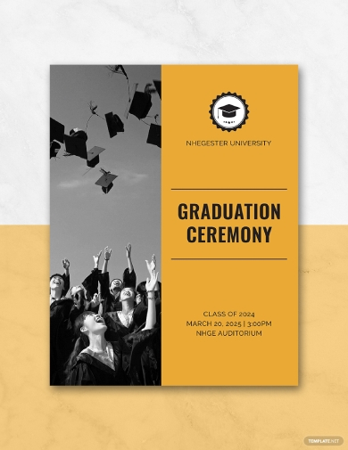 graduation ceremony program