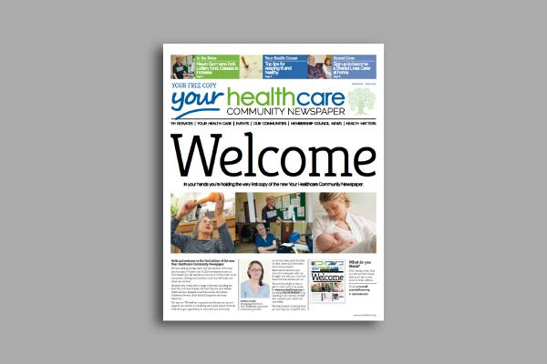 health care community newspaper