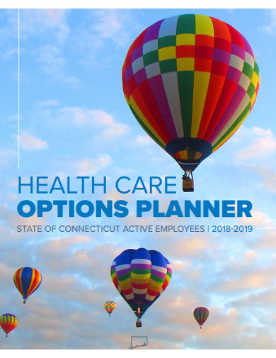 health care options planner