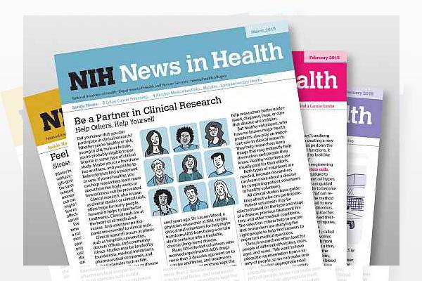 health information newspaper