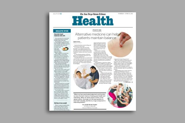 health and wellness newspaper