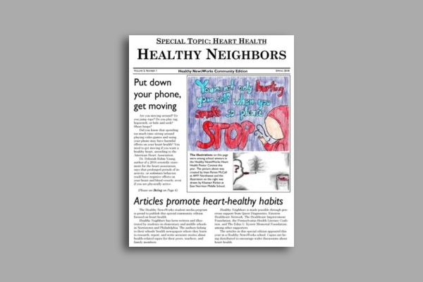 heart health newspaper