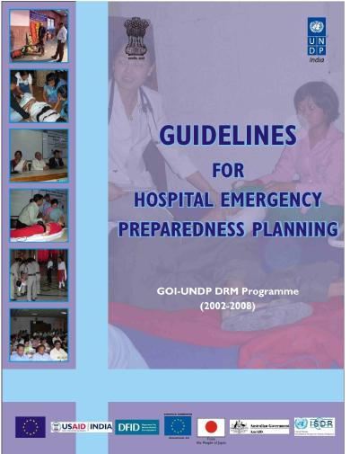 hospital crisis plan