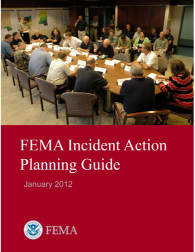 incident action planning guide