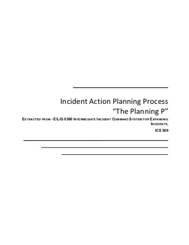 incident action planning process1