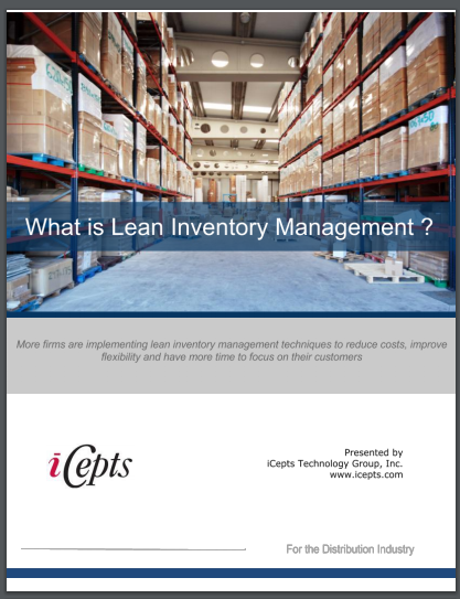 lean inventory management