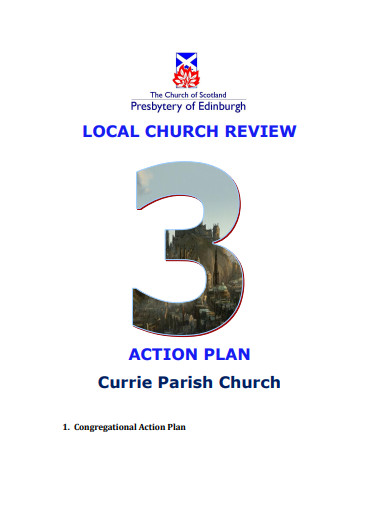 local church review action plan