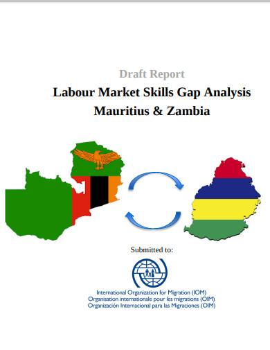market skills gap analysis
