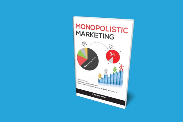 marketing book cover
