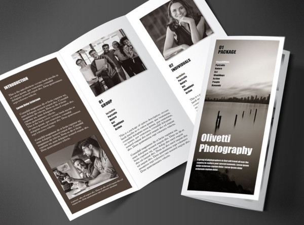 marketing brochure design1