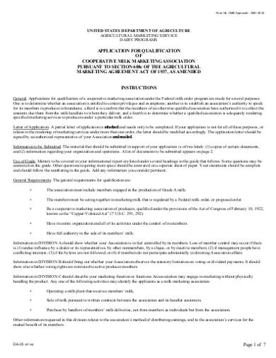 marketing letter in pdf