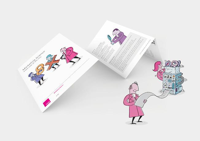 marketing science leaflet