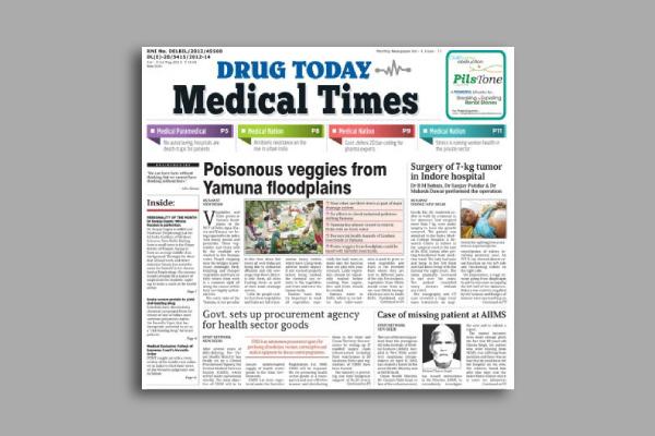 medical health newspaper