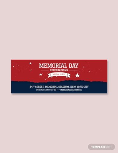 memorial day tumblr banner