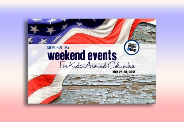 memorial day weekend events for kids poster