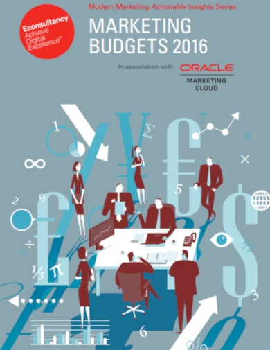 moderan marketing budgets