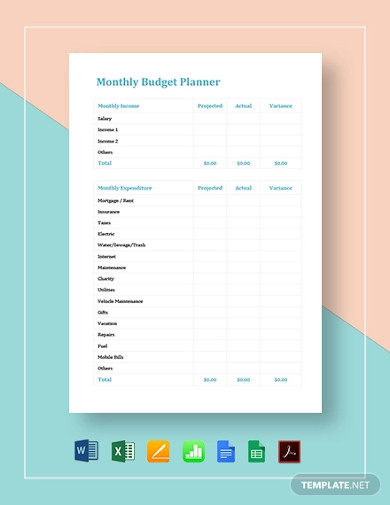 monthly budget planner1
