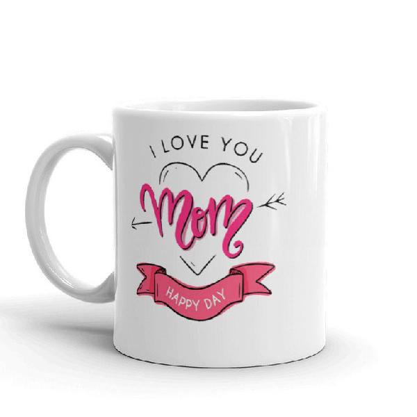 mothers day mug label