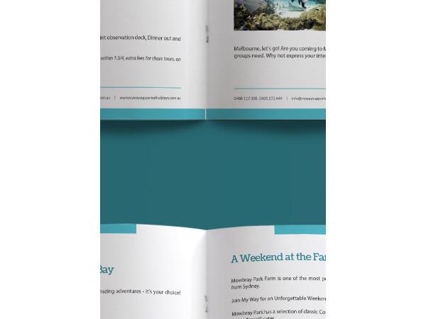 my way travel brochure
