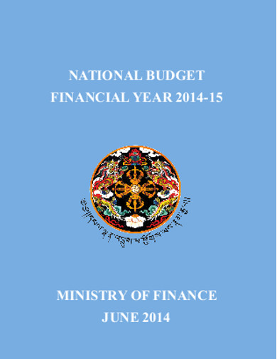 national budget financial year