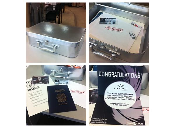 paull travel gift certificate