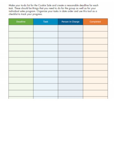 personal task planner