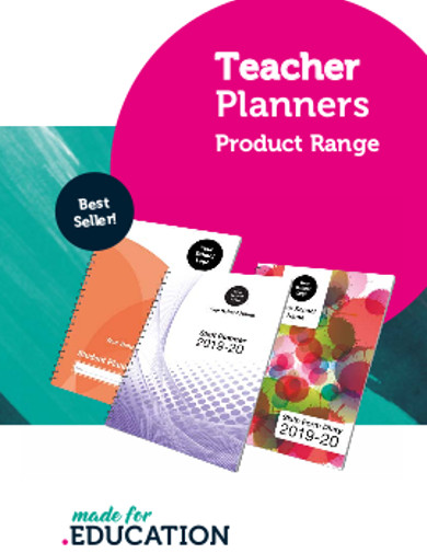 product teacher planner