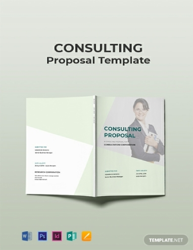 professional consulting services proposal
