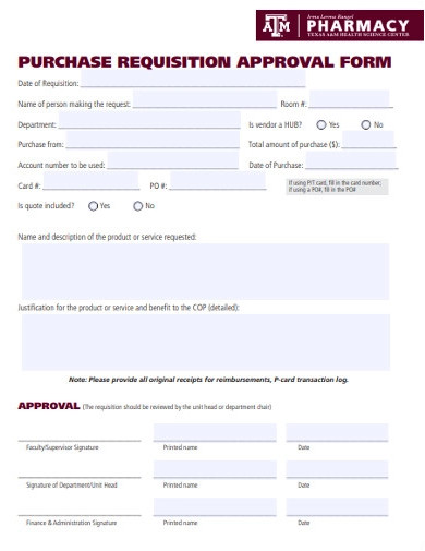 purchase requisition approval form2