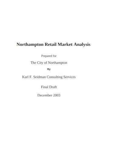 retail market analysis