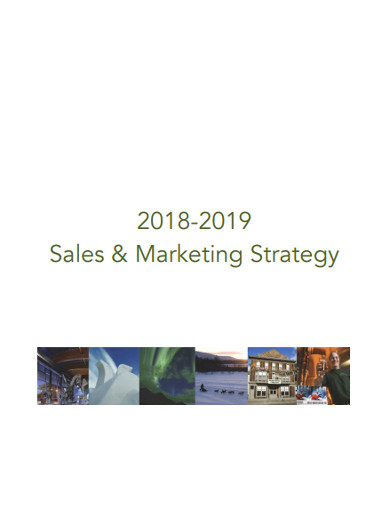 sales marketing plan strategy