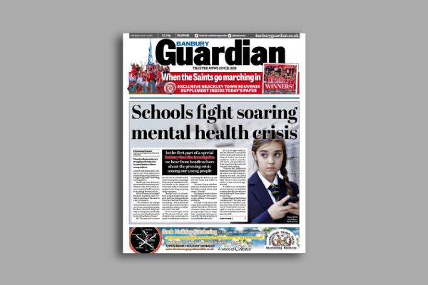 school mental health newspaper
