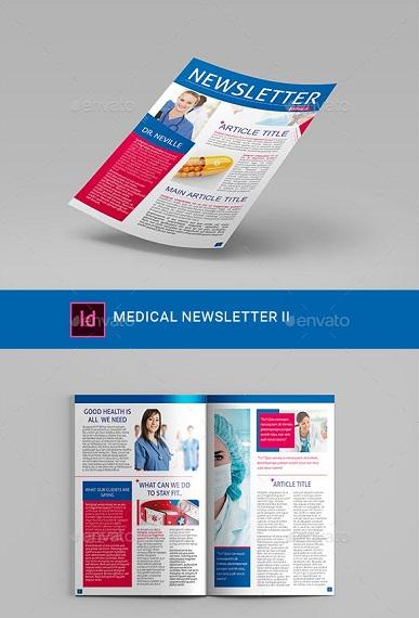 simple medical newsletter