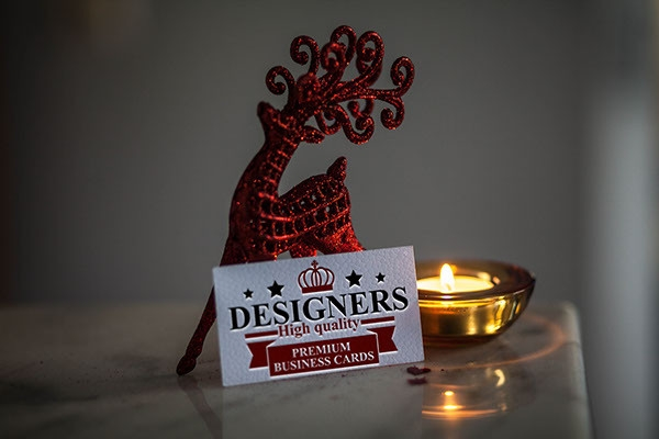 special event business card
