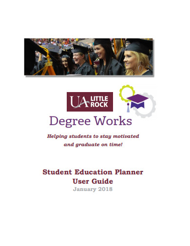 student education planner