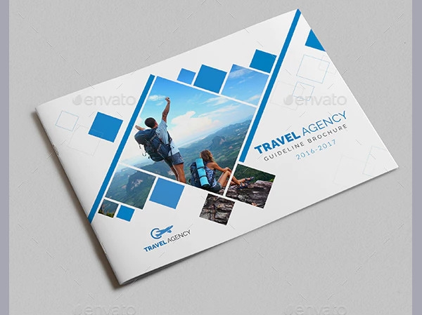 travel catalog template