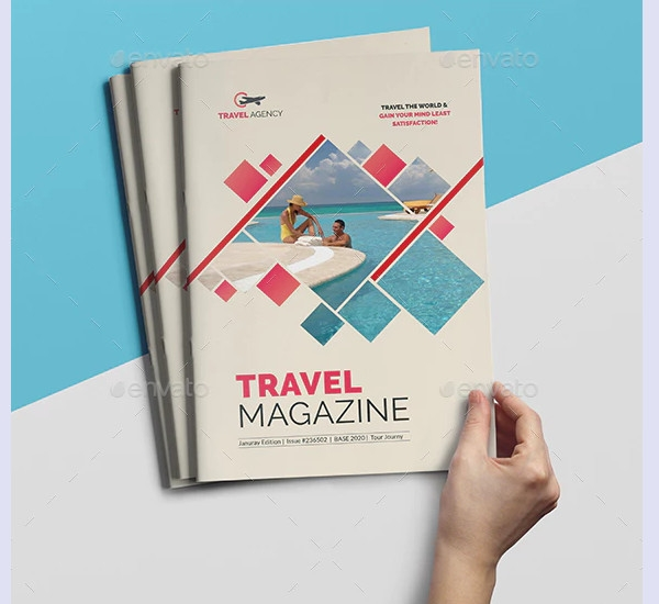 travel magazine catalog