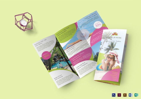 travel and tour brochure1