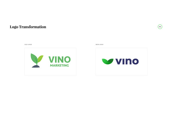 vino marketing logo