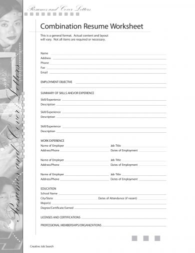 Free 10 Carpenter Resume Examples Amp Templates Download