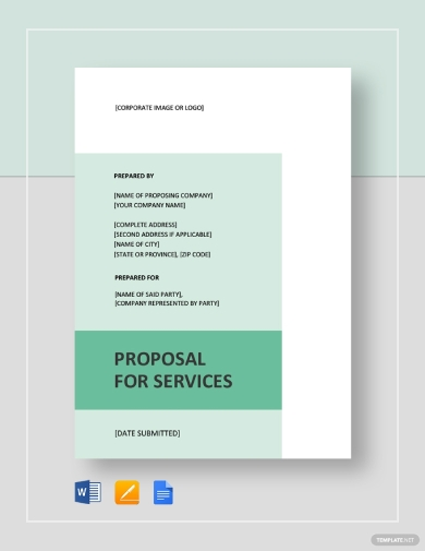 basic proposal for services