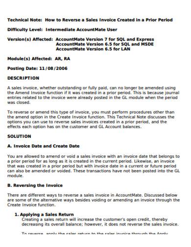 basic sales invoice