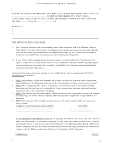 company letterhead example in doc