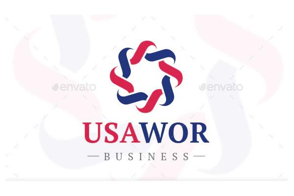 company logo sample