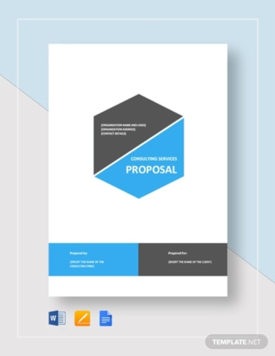 consulting services proposal template1