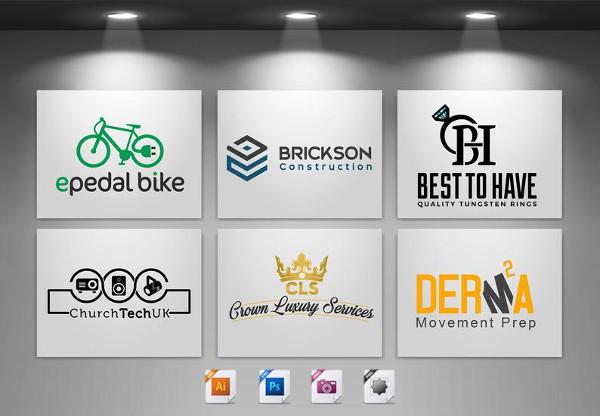 custom company logo design