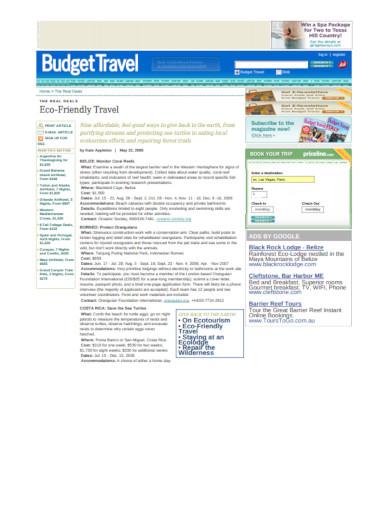 friendly travel budget travel