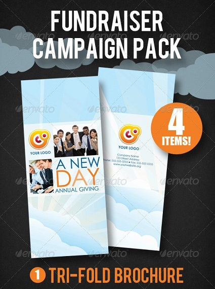 fundraising campaign pack