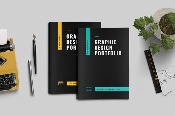 graphic design company portfolio